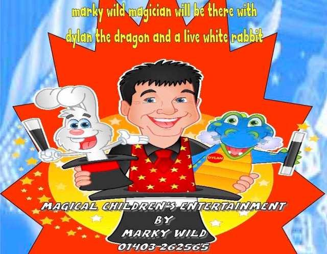 Marky Wild - children's entertainer