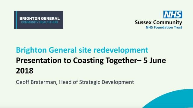 Brighton General presentation