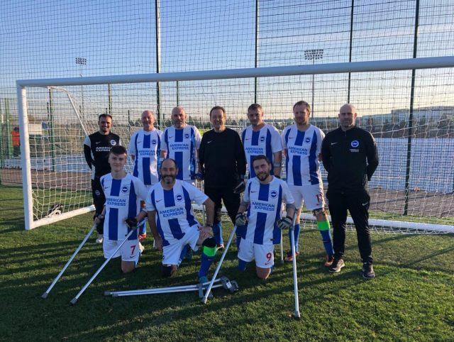 Dan Coppard - Brighton football