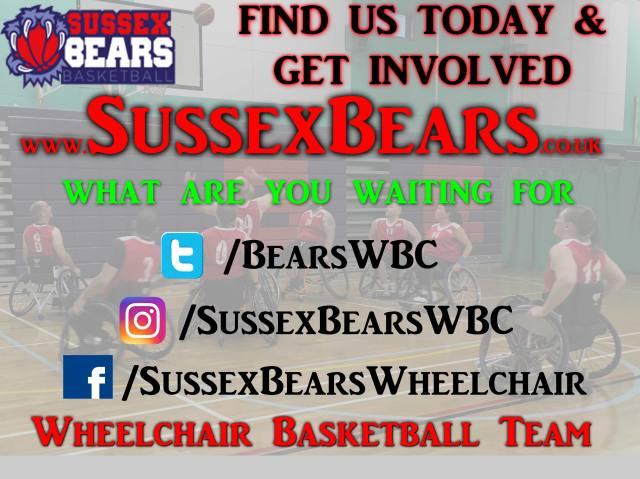 sussex bears